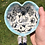Thumbnail: Blue Heart Sea Creature Trinket Dish