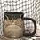 Thumbnail: Large Mermaid and sun mug