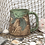 Thumbnail: Lighthouse and mermaid mug