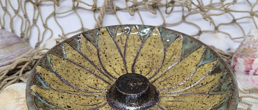 Sunflower Incense Dish