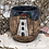 Thumbnail: Lighthouse and Mermaid Tail Cup - No Handle