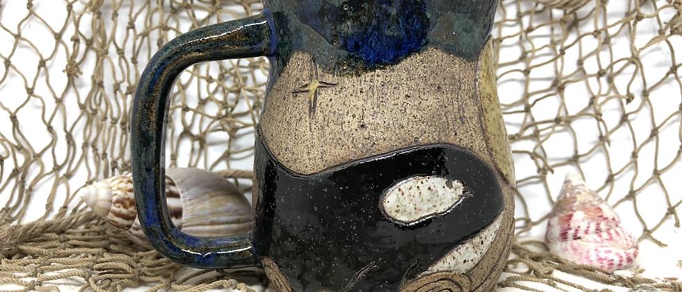 Orca and the Moon Mug #1