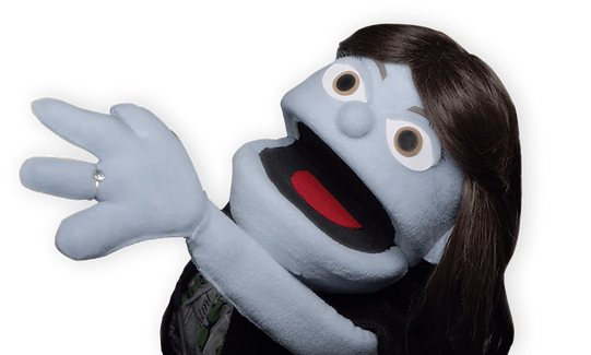 Puppet - Science With Sophie Shrand - Sc