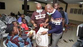 Éboulement à Anyama : la Ministre Mariatou Koné au chevet des familles sinistrées