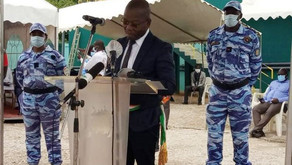 Le maire de Tiassalé plaide pour la construction d'un poste source d'énergie électrique