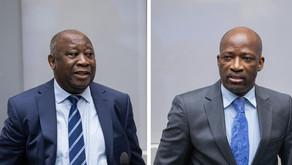 La Chambre d'appel de la CPI modifie les conditions de mise en liberté de MM. Gbagbo et Blé Goudé
