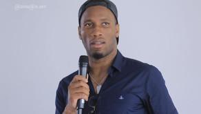 Décrispation et fair play : Drogba en campagne auprès des partisans déclarés Sory Diabaté et Idriss