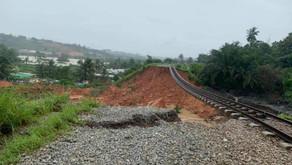 Éboulement de terre à Anyama : 10 cadavres découverts pour l'instant
