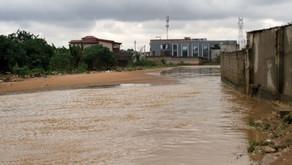 Pluies diluviennes à Abidjan : 80 villas inondées dans la cité les Rosiers 5A à Cocody