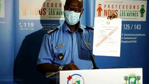 le commissaire principal Charlemagne Bleu rappelle le caractère exceptionnel et gratuit du laissez-p