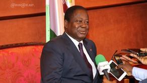 """Assouplissement de restrictions de Laurent Gbagbo et Charles Blé Goudé : """" Nous tenons, désormais, l"""