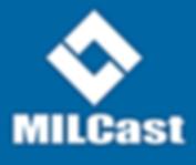 MILCast logo