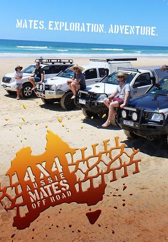 4x4 Aussie Mates Season 1 Box Set