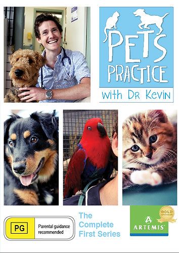 Pets Practice Season 1 Box Set