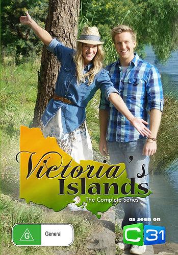 Victoria's Islands DVD Box Set