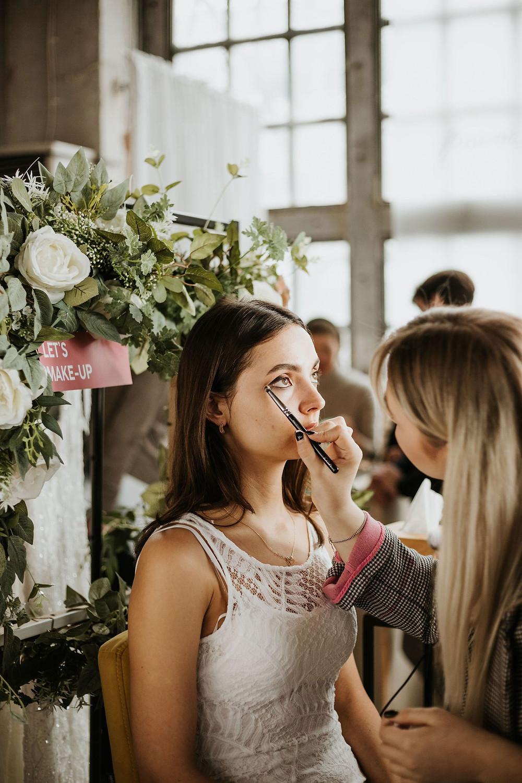 Pokaz makijażu ślubnego dla Przyszłych Panien Młodych w Warszawie