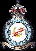 149 Squadron Crest - Transparent+.png