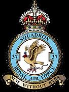 37 Squadron Crest - Transparent+.png