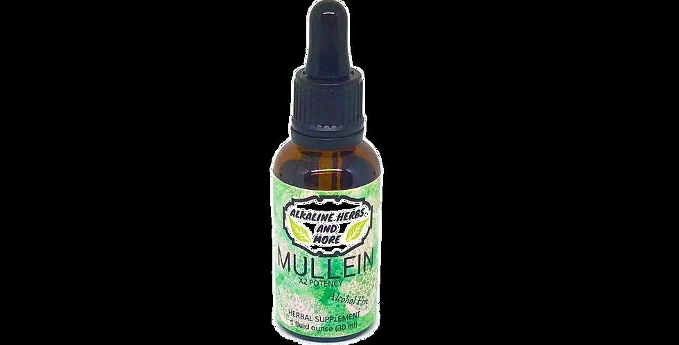 Mullein X2 Potency