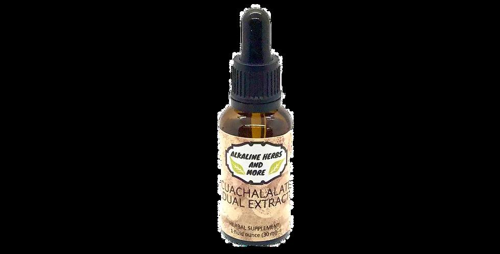 Cuachalalate-Dual Extract