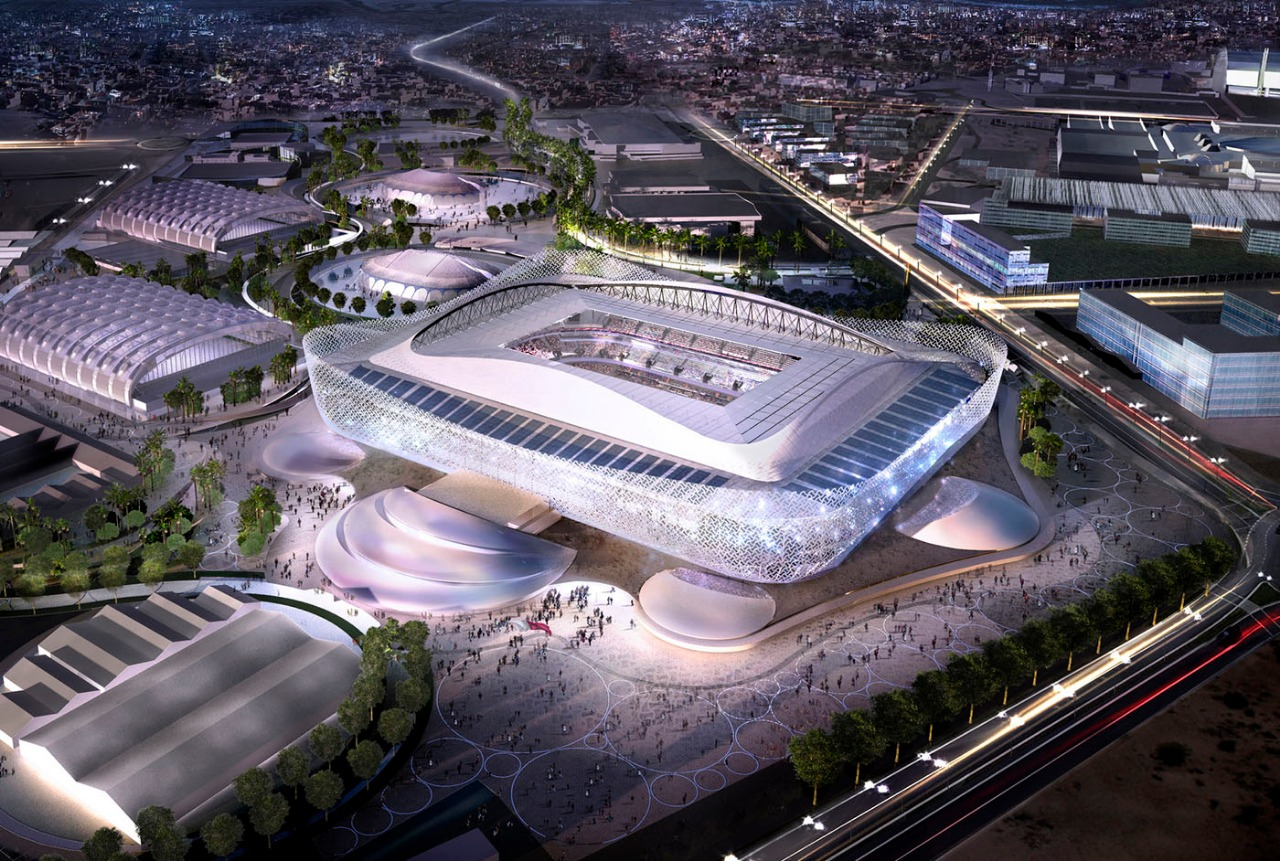 Al Rayyan Stadium - Doha