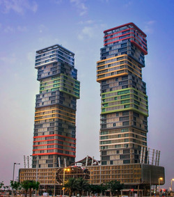 Marina Twin Tower