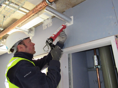Know the Current Firestop Technology Advancements for Better Results...........