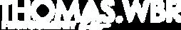 THOMAS.WBR Logo