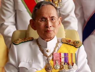 Thailand Says Goodbye to King Bhumibol Adulyadej