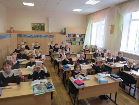 Пасхальные подарки гимназистам от МИТРОПОЛИТА ВОРОНЕЖСКОГО и ЛИСКИНСКОГО СЕРГИЯ