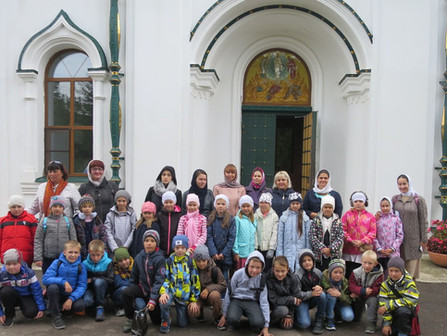 Паломничество в Толшево