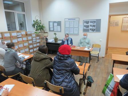 Заседание Родительского совета гимназии