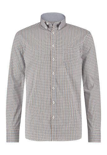 Stretch overhemd 11279