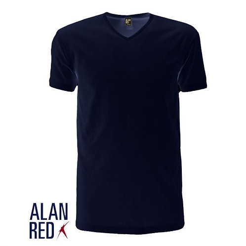 T-shirt V-hals