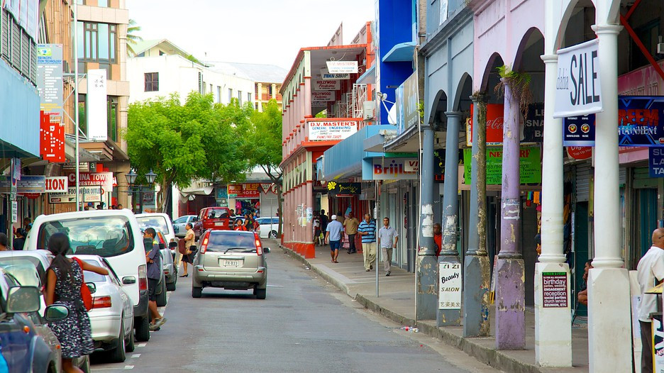 Suva city