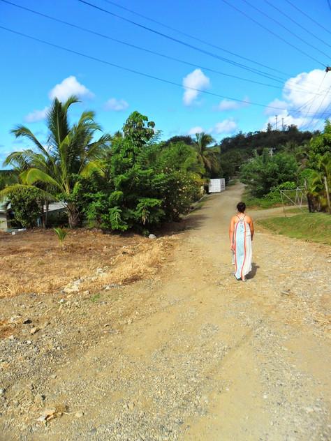 One Fine Sunday in Sigatoka, Fiji