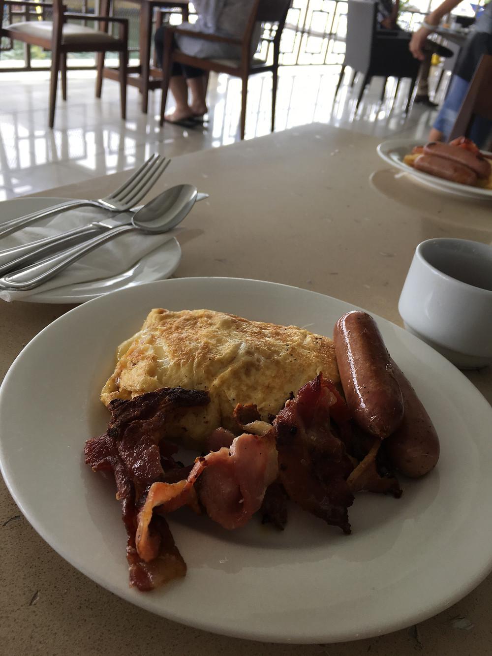 me and fiji blog; me and fiji; travel blog, fiji blog, suva, staying in suva, novotel suva buffet breakfast