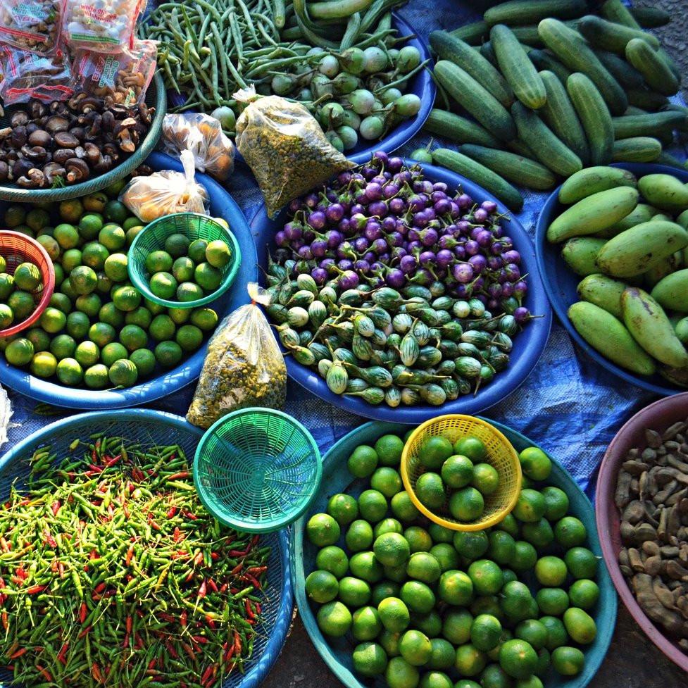 Me and Fiji | Fresh market produce in Fiji | living in Fiji | moving to Fiji | expat in Fiji | Fiji expat blog