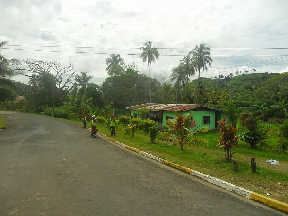 Korotogo Sigatoka Fiji roads - fiji travel blog fiji expat fiji holiday me and fiji