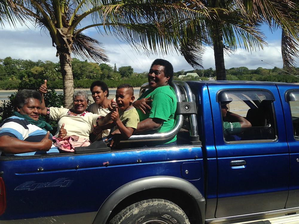 Trip to the rugby - meandfiji, everyday life in fiji