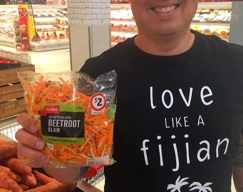 Do you LOVE like a Fijian?  (and our new Tshirts!)