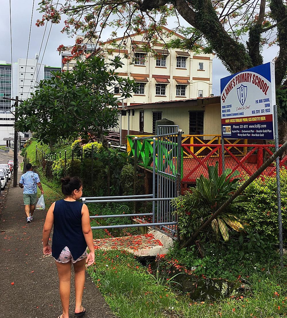 Me and Fiji | Suva Harbour | St Annes Suva | suva street | Expat in Fiji | Move to Fiji