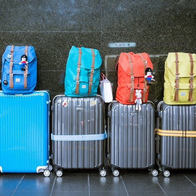 me and Fiji | luggage | what to pack when moving to fiji