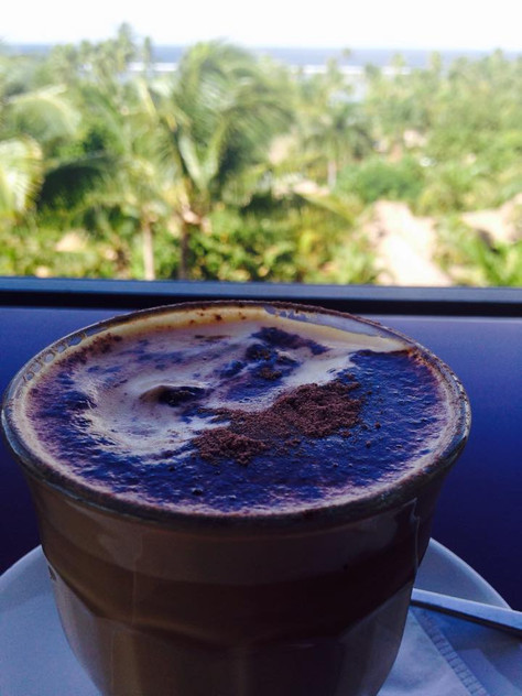 Can I get a cappuccino in Fiji?