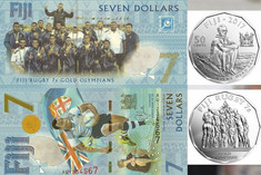 Fiji's new $7 bank note