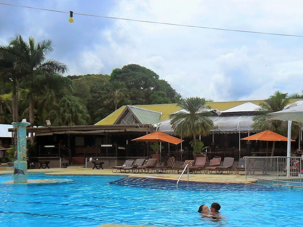 Hideaway Resort pool Fiji - fiji travel blog fiji expat fiji holiday me and fiji