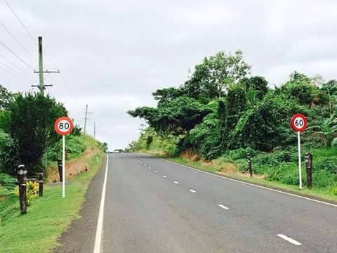 only in fiji  what is the speed limit in fiji me and fiji
