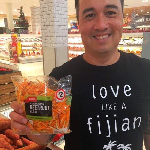 Love like a Fiji tshirt; Me and Fiji; Fiji tshirt, Coles fail, move to Fiji, Fiji expat, I love Fiji, fiji xmas present