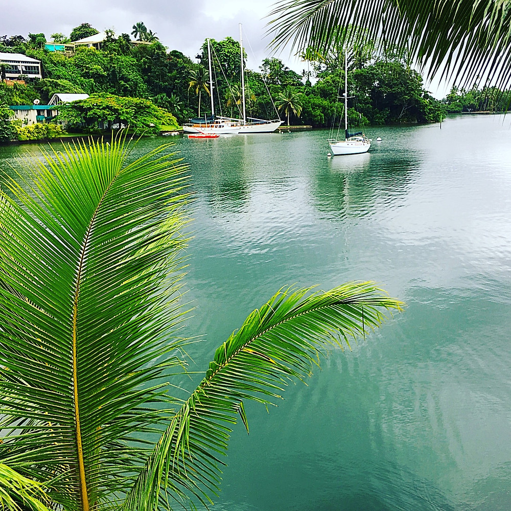 Me and Fiji | Suva Harbour | Lami Bay Suva | Expat in Fiji | Move to Fiji
