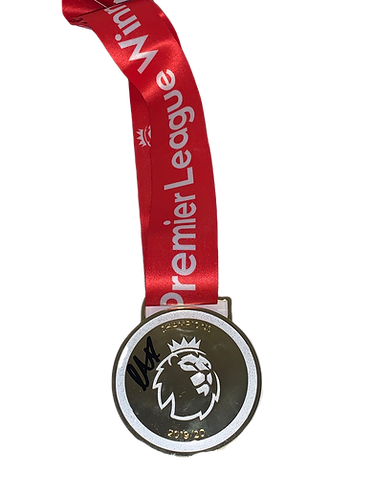 TRENT ALEXANDER ARNOLD SIGNED 2019/20 PREMIER LEAGUE WINNERS MEDAL